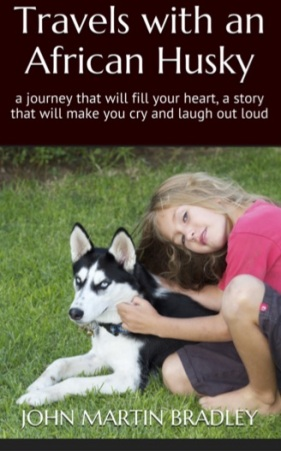 Travels with an African Husky Cover